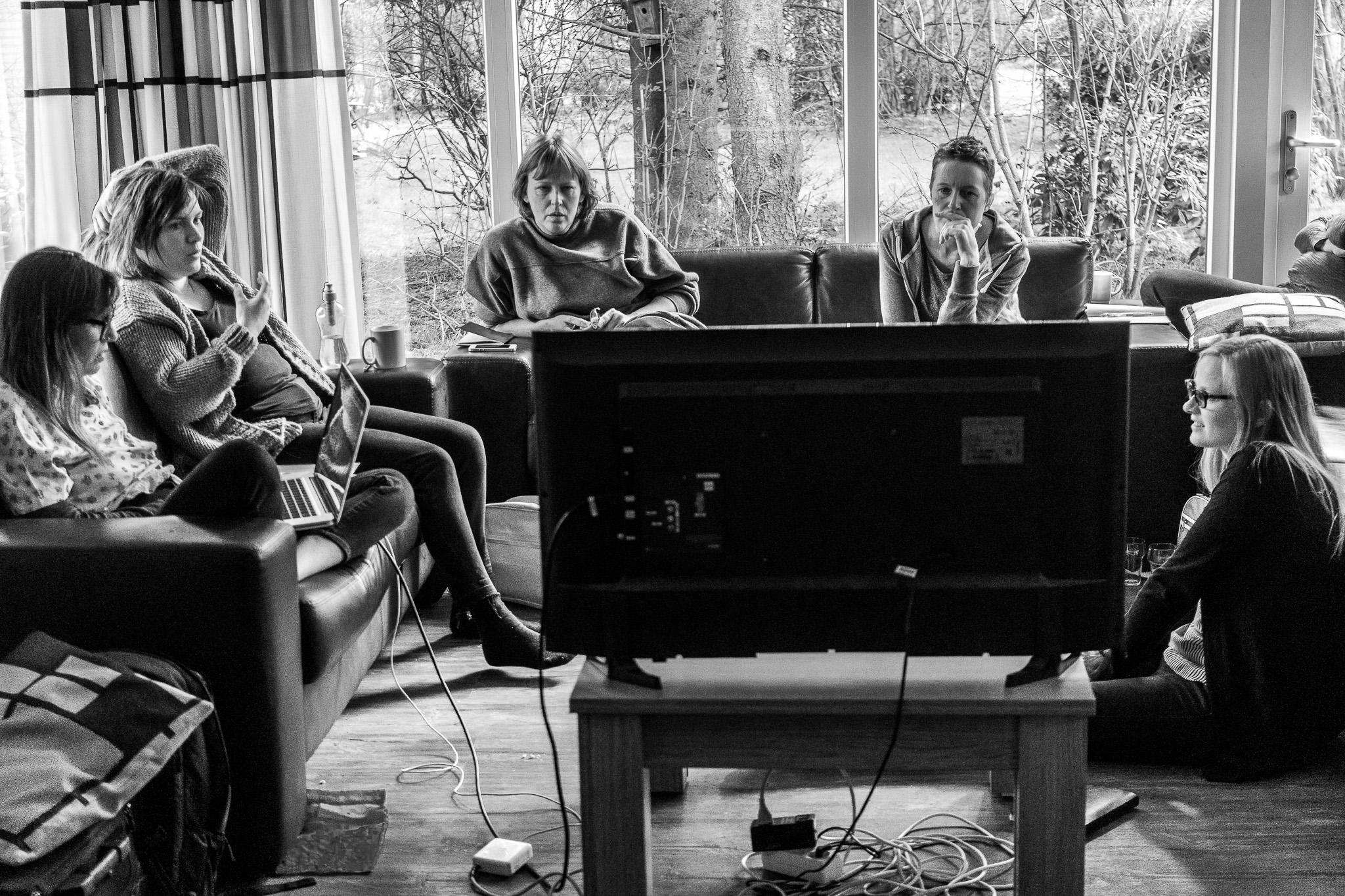 Workshop Kirsten Lewis, Olanda 2018