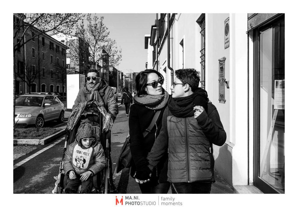 La famiglia di Emma a Modena