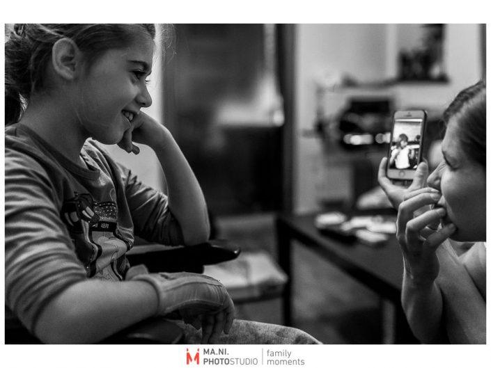Progetto di fotografia documentaria: I Rari. Sfogliando ricordi.