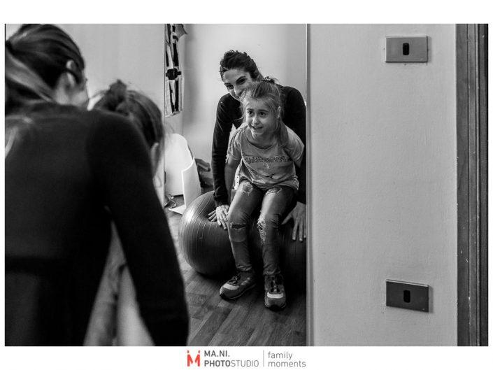 Progetto di fotografia documentaria: I Rari. Terapia postorale.