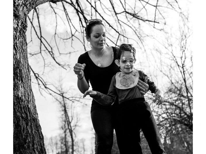 Progetto di fotografia documentaria: I Rari. Al parco.