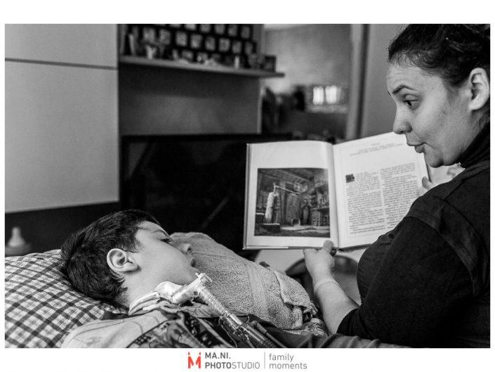 Progetto di fotografia documentaria: I Rari. L'ora di lezione di letteratura