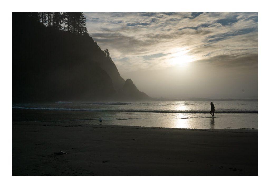 La costa dell'Oregon mi ha lasciato senza parole