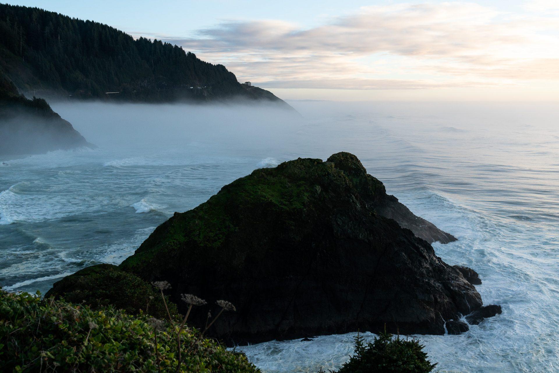 Oregon, dove l'oceano incontra il continente