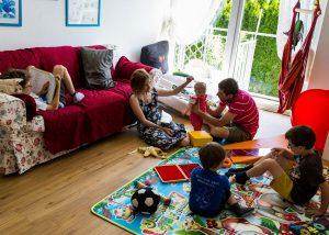 Che cos'è family moments? Fotografia di famiglia