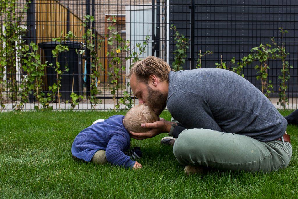 la tenerezza di un padre
