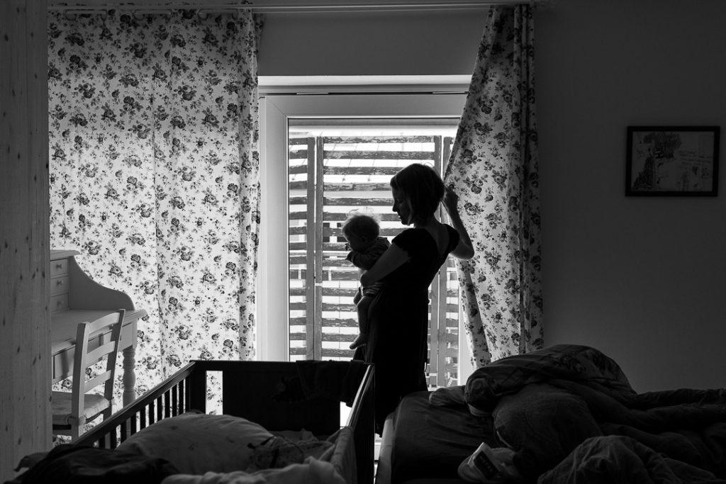 La fotografia di famiglia accade tutti i giorni, tutti i minuti