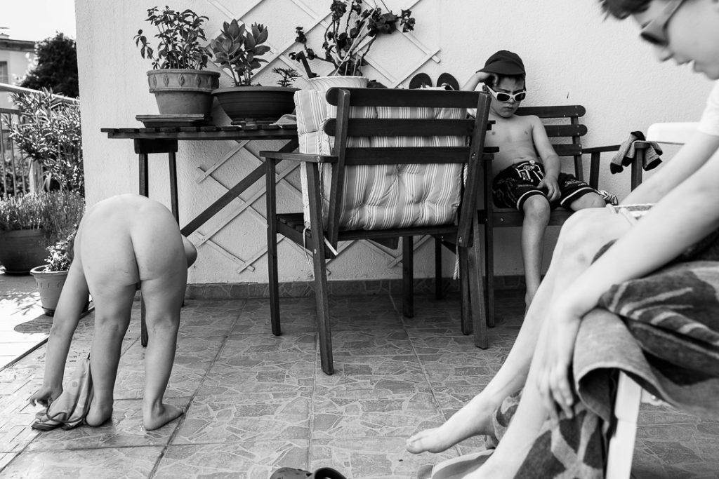 Con la fotografia documentaria di famiglia anche i tuoi figli potranno rivivere la spontaneità della loro infanzia